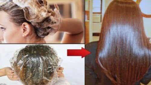 5 traitements maison pour lisser vos cheveux de manière naturelle