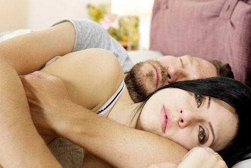 vie sexuelle et manque de sommeil