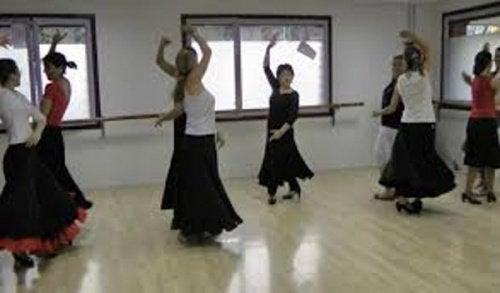 Le flamenco pour vos bras.