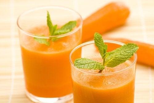 8 bienfaits méconnus du jus de carotte