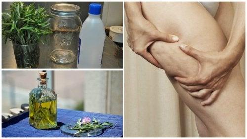 Apprenez à préparer de l'alcool de romarin maison pour lutter contre la cellulite