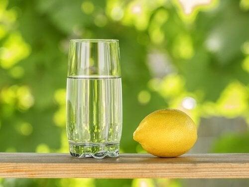 Le citron contre le surpoids.