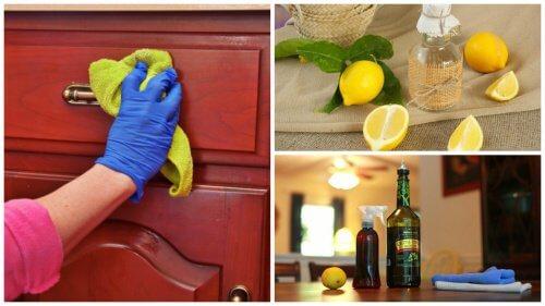 Comment vous débarrasser de la poussière avec un nettoyant maison