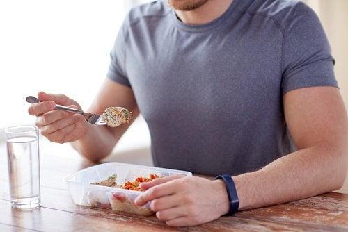 contrôler les portions pour réduire le tour de taille