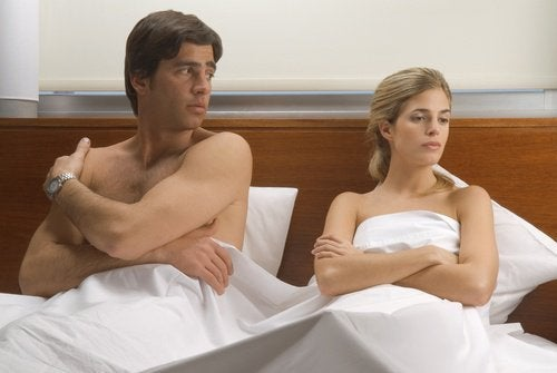 difficultés au sein d'un couple et relations sexuelles douloureuses