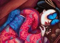 Femme-et-papillons-yeux-500x293