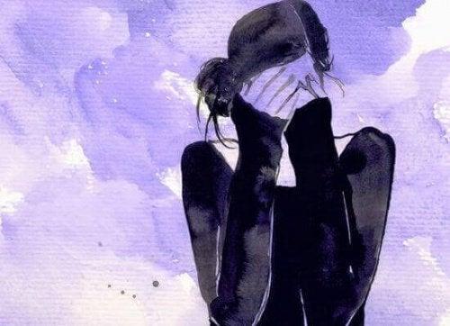 tristesse et dépression