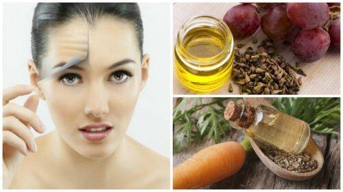 Les 8 meilleures huiles pour une peau jeune et saine