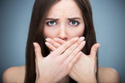 mauvaise haleine et autres problèmes buccaux
