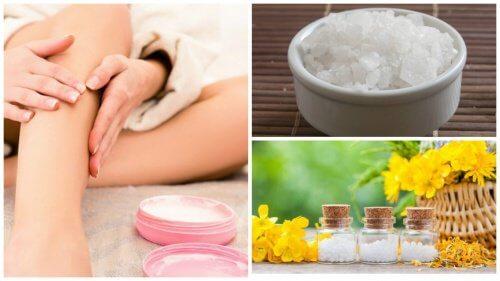 Comment préparer un onguent au magnésium pour calmer la douleur dans les jambes