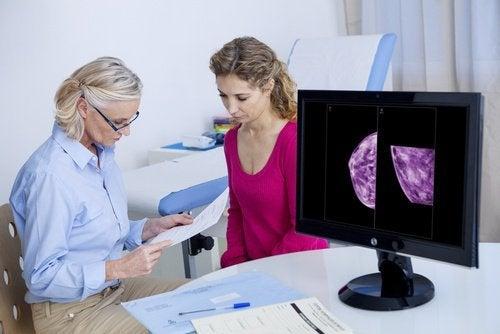 première mammographie : seul le spécialiste peut expliquer les résultats