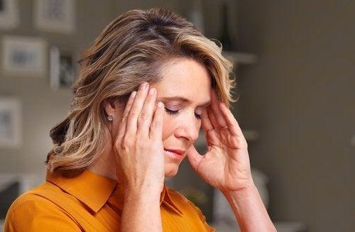 signes de déséquilibre des hormones : stress chronique