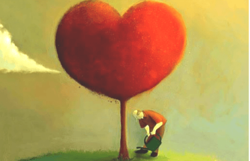 L'amour qui se respecte s'arrose tous les jours