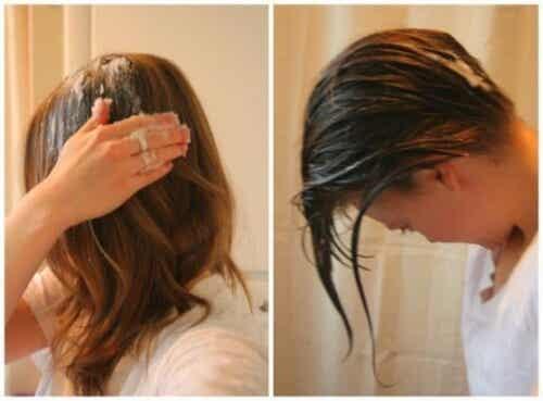 5 manières d'utiliser l'huile de coco pour avoir des cheveux sains