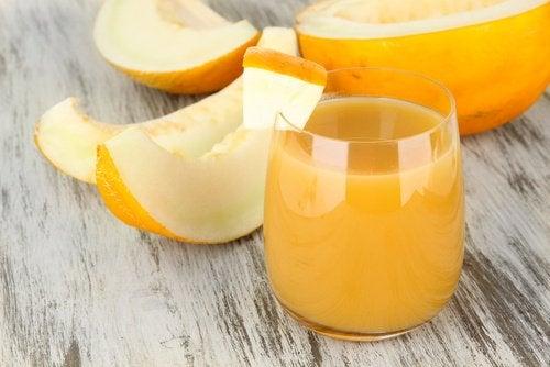 Comment préparer de l'eau au melon pour perdre du poids et mieux dormir ?