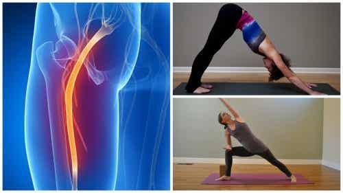 Étirements de yoga pour soulager la sciatique