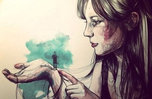 La faible auto-estime et les rêves.