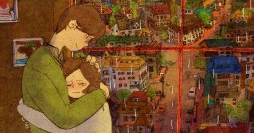 homme-embrassant-une-femme-qui-pleure