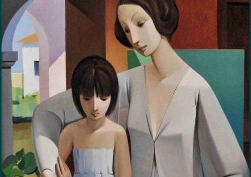 L'intime héritage émotionnel des mères à leurs filles