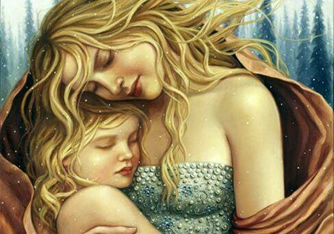 Éduquez avec amour et non pas avec sévérité