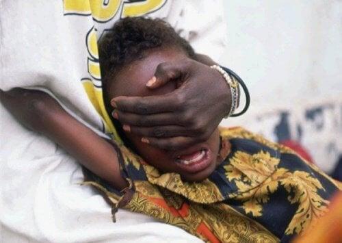 la mutilation génitale
