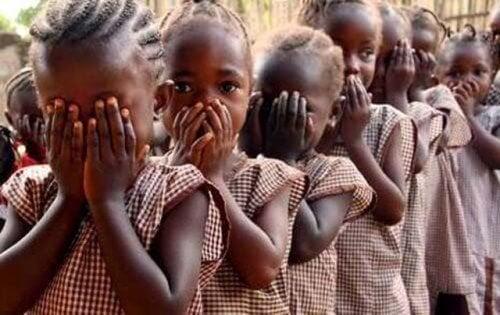 mutilation génitale des petites filles