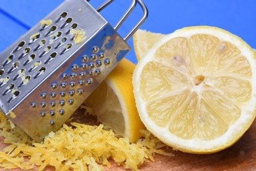 9 usages méconnus du zeste de citron
