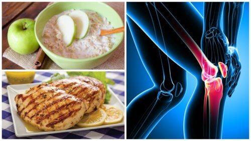 2 régimes pour améliorer l'état des os et des articulations