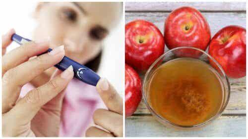 Savez-vous que le vinaigre de cidre aide à contrôler le diabète ?