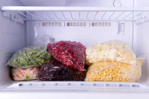 9 aliments que vous ne devez pas stocker dans votre congélateur