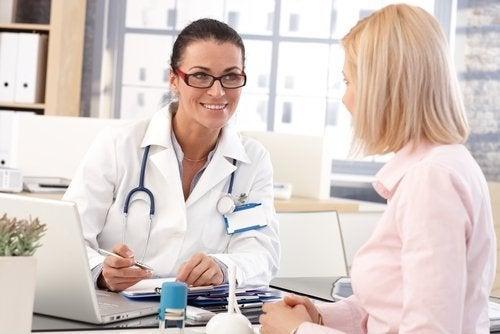 patient et docteur