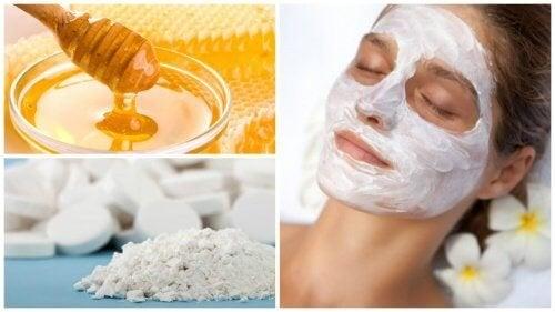 Un mélange pour préserver la beauté de votre visage