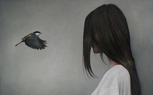 La distance entre deux personnes est toujours créée par un malentendu