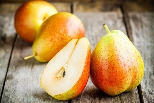 Les grands bienfaits des poires
