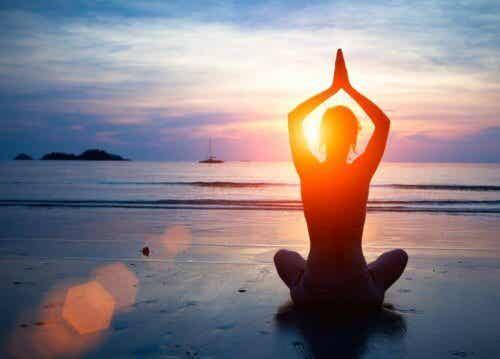 Le yoga peut guérir la dépression