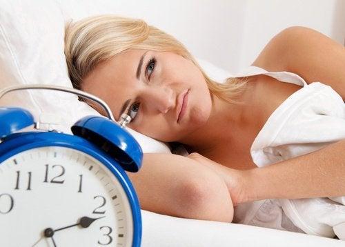 difficultés à dormir