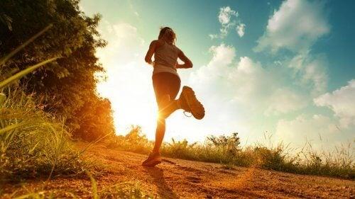 Courir vous permet de lutter contre les émotions négatives