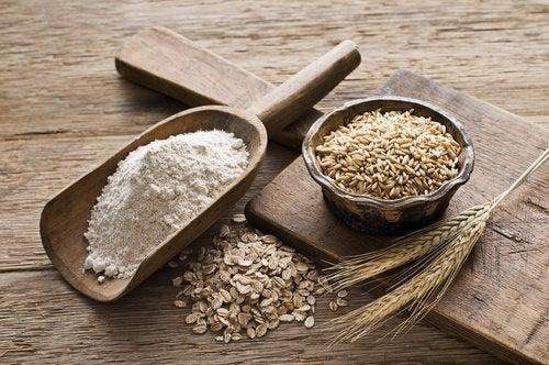 règles alimentaires pour vous aider à stopper le tabac : consommer des céréales complètes