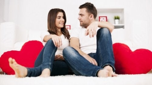 pouvoir et balance dans un couple