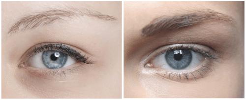Comment étoffer des sourcils peu épais?