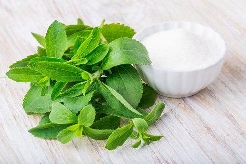 la stevia permet de réguler le sucre