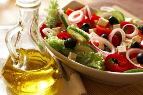 Un régime alimentaire sain pour la santé de votre cœur.