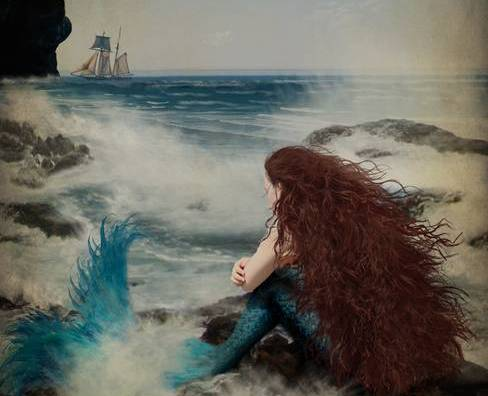 sirène seulel pensant à tout abandonner