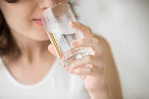 7 remèdes naturels à base d'eau uniquement