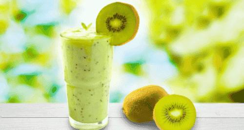 5 smoothies au kiwi à essayer !