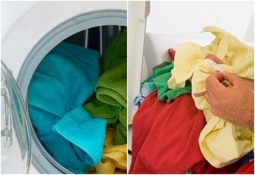 Le vinaigre blanc pour nettoyer vos vêtements : une grande idée !