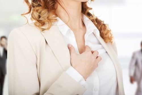 les palpitations, symptôme d'un dysfonctionnement de la thyroïde
