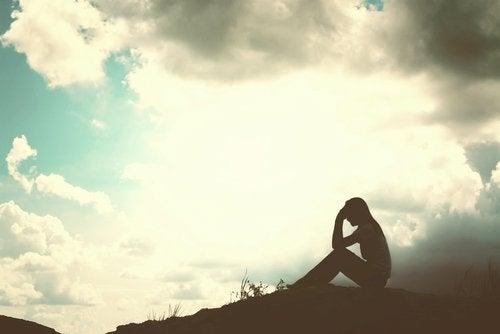 La nature pour lutter contre la tristesse.