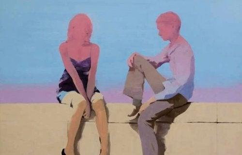 Si un couple est toujours d'accord sur tout, c'est qu'il y en a un-e qui pense pour les deux