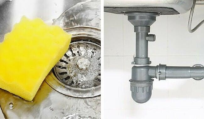 4 solutions pour déboucher les tuyaux de votre cuisine
